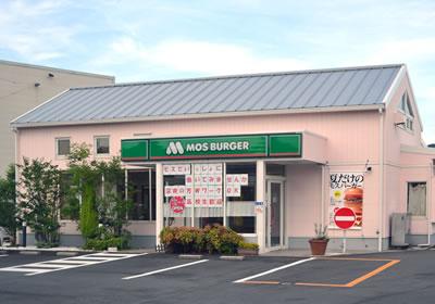 モスバーガー赤磐店